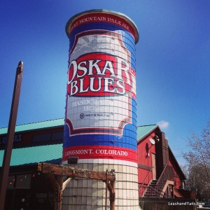 Oskar Blues Silo